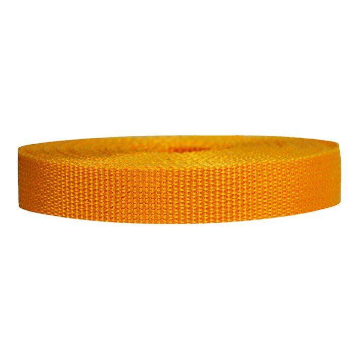3/4 Inch Lightweight Polypropylene Yellow Gold