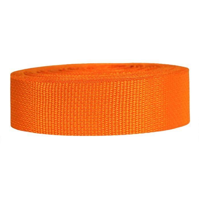 1-1/2 Inch Lightweight Polypropylene Orange