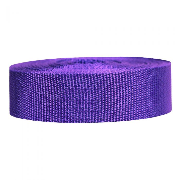 1-1/2 Inch Lightweight Polypropylene Purple