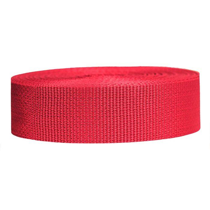 1-1/2 Inch Lightweight Polypropylene Red