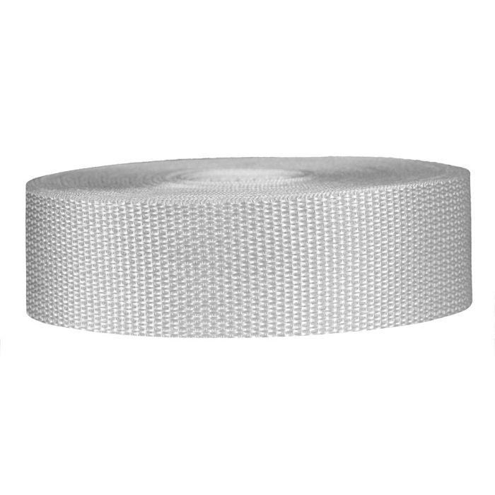1-1/2 Inch Lightweight Polypropylene White