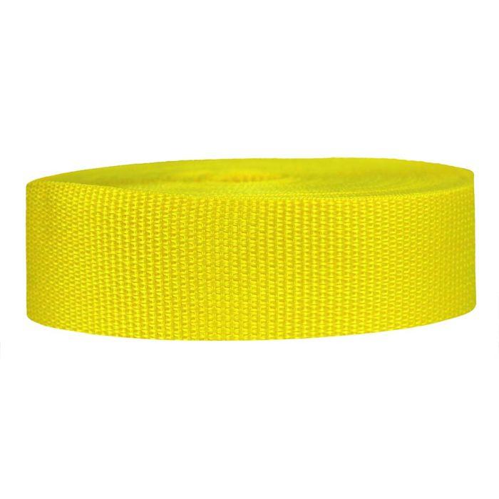 1-1/2 Inch Lightweight Polypropylene Yellow
