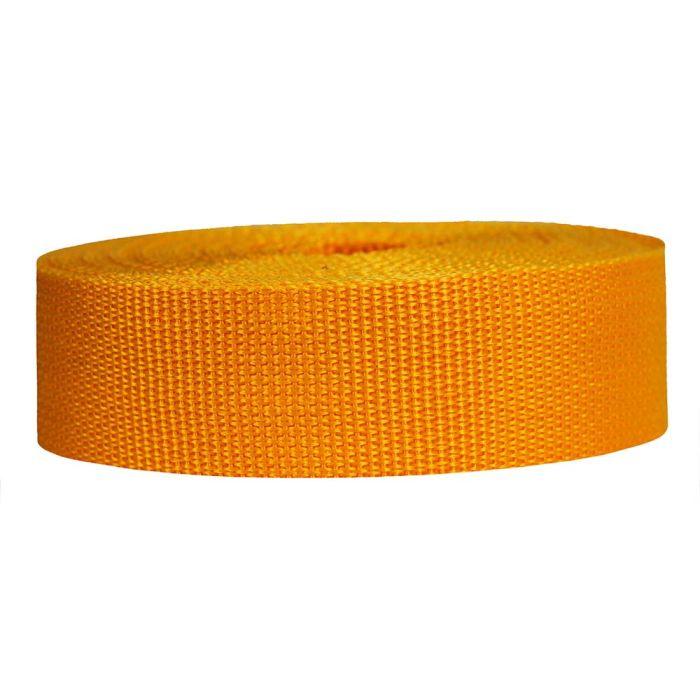 1-1/2 Inch Lightweight Polypropylene Yellow Gold