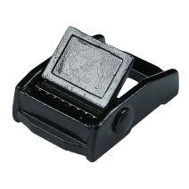 1 Inch Mini Black Plated Metal Cam Buckle