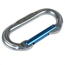 Blue Gate Metal Carabiner