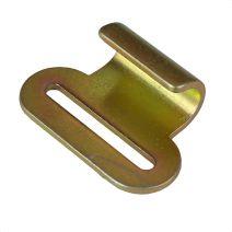 1 Inch Metal Flat Hook