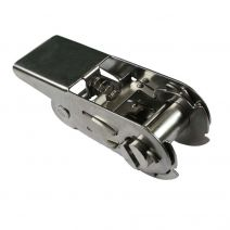 1 Inch Stainless Steel Ratchet Buckle