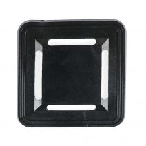 1 Inch Plastic 4-Way Crossover