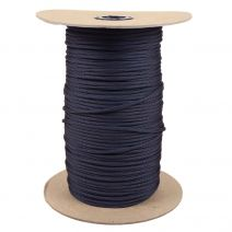 1/8 Inch Parachute Cord - Black
