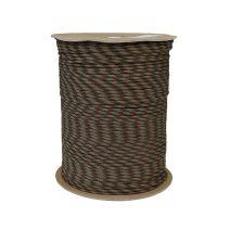 1/8 Inch Parachute Cord - Woodland Camo