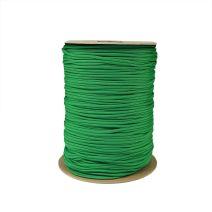 1/8 Inch Parachute Cord - Kelly Green