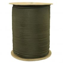 1/8 Inch Parachute Cord - Olive Drab