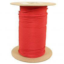 1/8 Inch Parachute Cord - Red