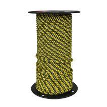 6mm Prusik Cord - Yellow Pattern