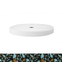 1 Inch Sublimated Elastic Bees