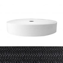 2 Inch Sublimated Elastic Braided Leather