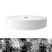 2 Inch Sublimated Elastic Camouflage Digital Winter