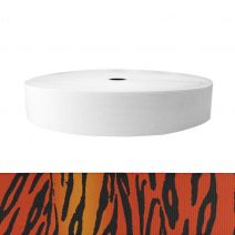 2 Inch Sublimated Elastic Tiger
