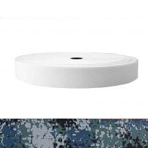 1-1/2 Inch Sublimated Elastic Camouflage Digital Blue