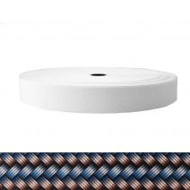 1-1/2 Inch Sublimated Elastic Metal Weave
