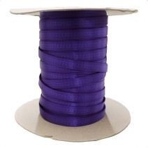 Full Roll of 5/8 Inch Blue Water Tubular Purple
