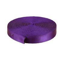 1 Inch Tubular Nylon Purple