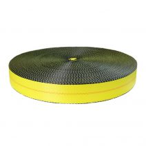 2 Inch 10K Polyester Yellow