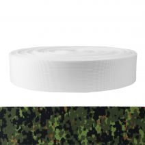 2 Inch Mil-Spec 17337 Polyester Camouflage Digital Jungle