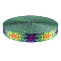 1 Inch Picture Quality Polyester Webbing Alien Skin