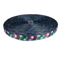 1 Inch Picture Quality Polyester Webbing Cosmic Ray