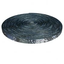 1 Inch Picture Quality Polyester Webbing Camouflage Digital Blue