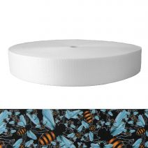 2 Inch Picture Quality Polyester Webbing Bees