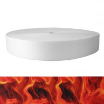 2 Inch Picture Quality Polyester Webbing Blaze