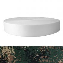 2 Inch Picture Quality Polyester Webbing Camouflage Jarhead