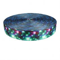 2 Inch Picture Quality Polyester Webbing Cosmic Ray