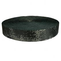 2 Inch Picture Quality Polyester Webbing Camouflage Digital Dark