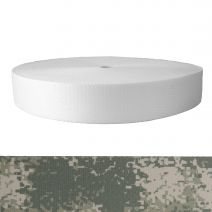 2 Inch Picture Quality Polyester Webbing Camouflage Digital Grunt