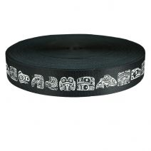 2 Inch Picture Quality Polyester Webbing Northwest Totem