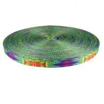 3/4 Inch Picture Quality Polyester Webbing Alien Skin