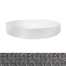 1-1/2 Inch Picture Quality Polyester Webbing Diamond Plate