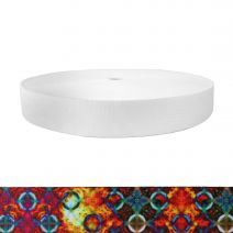 1-1/2 Inch Picture Quality Polyester Webbing Genesis