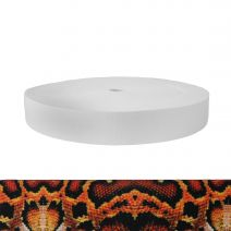 1-3/4 Inch Picture Quality Polyester Webbing Boa