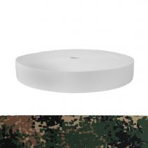 1-3/4 Inch Picture Quality Polyester Webbing Camouflage Jarhead