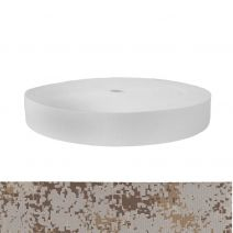 1-3/4 Inch Picture Quality Polyester Webbing Camouflage Digital Desert
