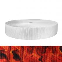 2 Inch Utility Polyester Webbing Blaze