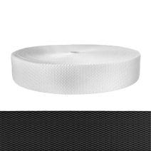 2 Inch Utility Polyester Webbing Carbon Fiber