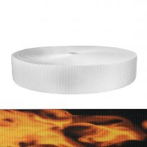 2 Inch Utility Polyester Webbing Fire