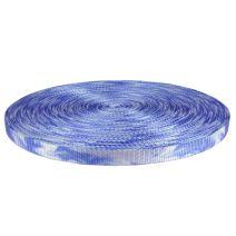 3/4 Inch Utility Polyester Webbing Blue Smoke