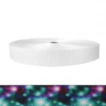 1-1/2 Inch Utility Polyester Webbing Cosmic Ray