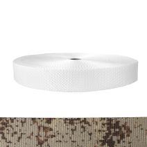 1-1/2 Inch Utility Polyester Webbing Camouflage Digital Desert
